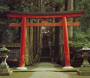 hinto torii gate